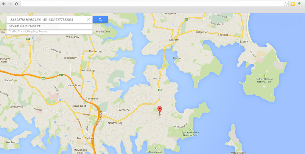 Geospatial search with Elasticsearch and NEST